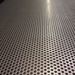 Perforated-metal-sheet