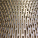 Slotted-sheet