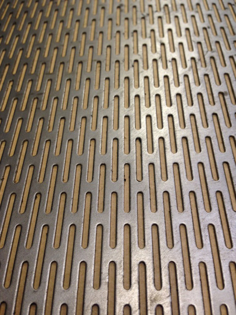 Perforated Slotted Hole Sheets John Staniar Amp Co Ltd