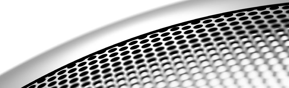 Perforated Metal Sheets | Steel Sheets, UK | John Staniar